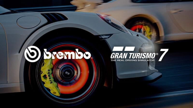 Brembo se asocia a Gran Turismo 7