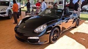 Porsche Boxster S Black Edition se presenta en la Gala del Automóvil 2011