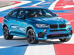Manejamos a la nueva BMW X6 M, en la pista de Austin, Texas