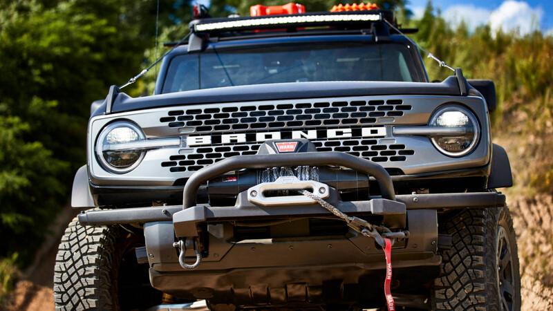 Ford celebra los 55 años del Bronco con cinco concepts