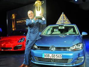 """Nuevo Volkswagen Golf: """"Auto Mundial del Año 2013"""""""