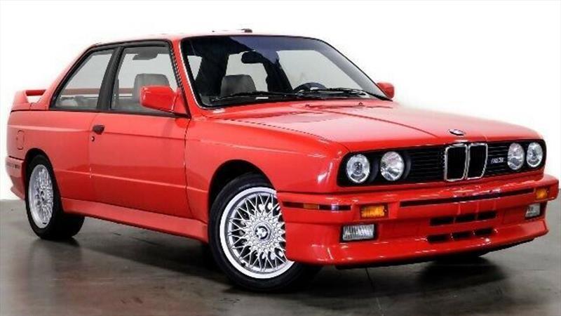 A la venta el BMW M3 E30 de Paul Walker