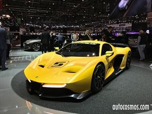 EF7 Vision Gran Turismo Concept by Pininfarina, el sueño de Emerson Fittipaldi