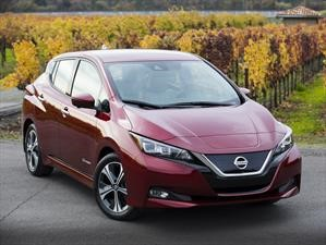 Nissan supera 300,000 unidades vendidas del Leaf