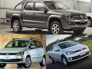 VW renueva los Saveiro, Suran, Amarok en el Salón de BA