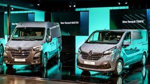Renault define su estrategia de vehículos comerciales