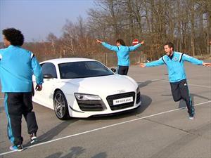Audi Challenge: con las estrellas del Chelsea F.C.