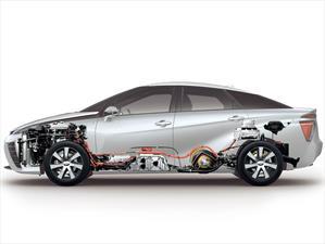 ¿Qué marcas de autos han registrado más patentes en los últimos años?
