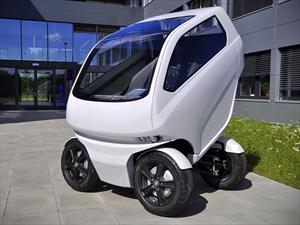 EO Smart Connecting Car, el auto del futuro podría ser así