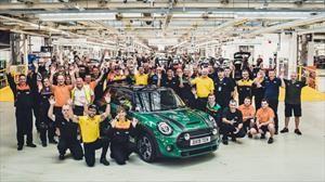 MINI celebra 60 años con 10 millones de unidades vendidas