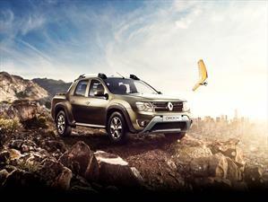 Renault Oroch, ahora llega en versión 4WD