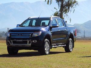 Manejamos la nueva Ford Ranger en Salta