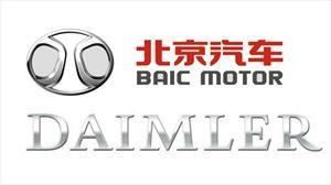 BAIC busca aumentar sus acciones en Daimler