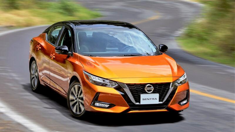Nuevo Nissan Sentra llega a Latinoamérica