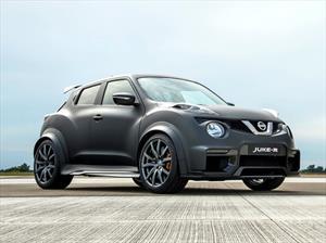 El Nissan Juke-R 2.0 tiene 600 caballos