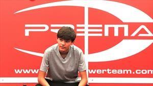 El hijo de Juan Pablo Montoya competirá en la F4