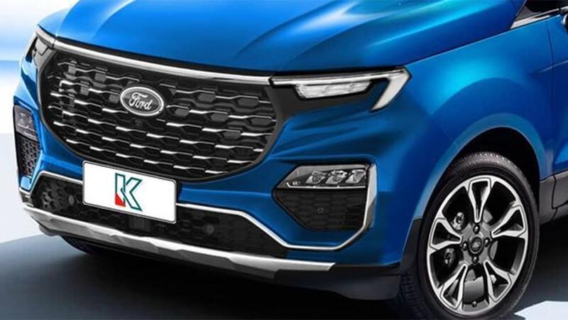 ¿Así podría haber sido el último rediseño de la Ford Ecosport?