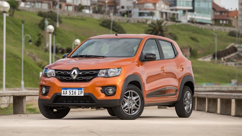 Plan Rombo anuncia el Renault Kwid en 120 cuotas