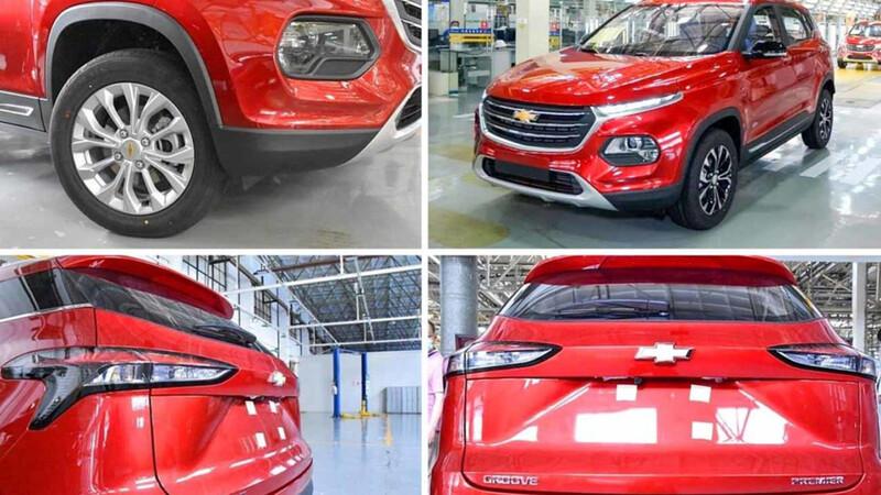 Chevrolet Groove llegó a Suramérica ¿Y Colombia?