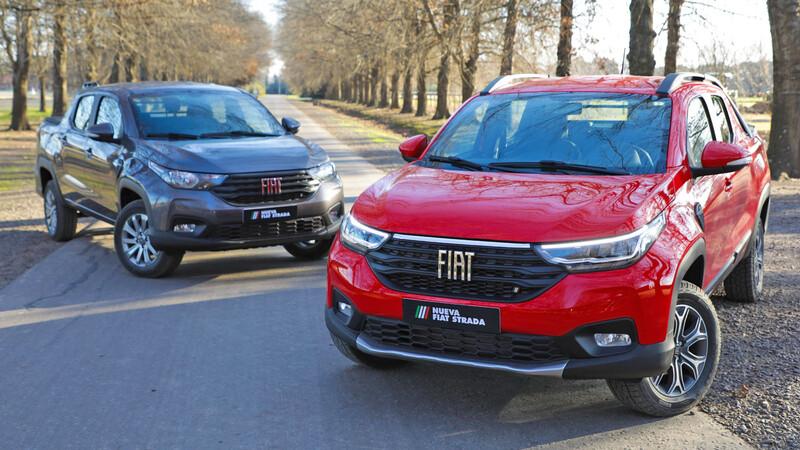 Nueva FIAT Strada se lanza en Argentina