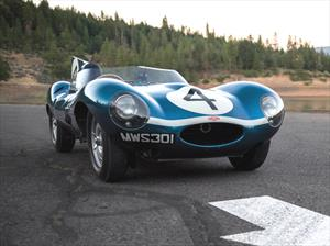 Jaguar D-Type 1955 es el carro británico más caro
