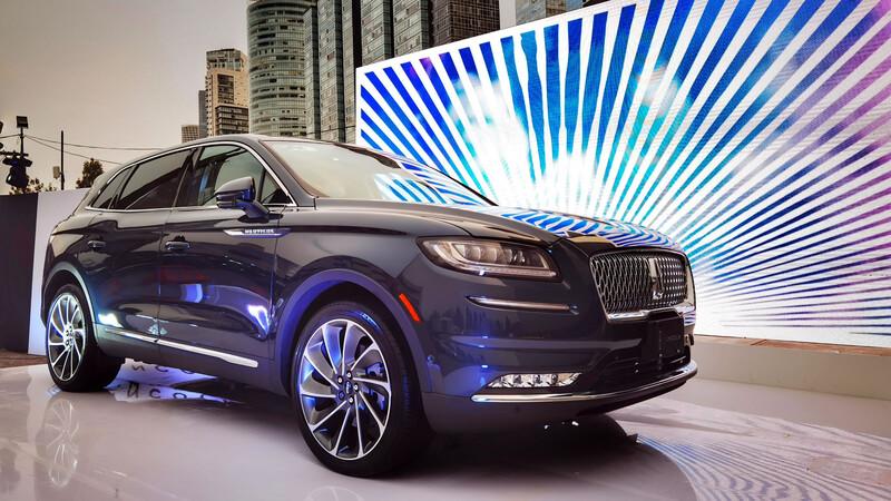 Lincoln Nautilus 2021 llega a México, más sofisticación y tecnología