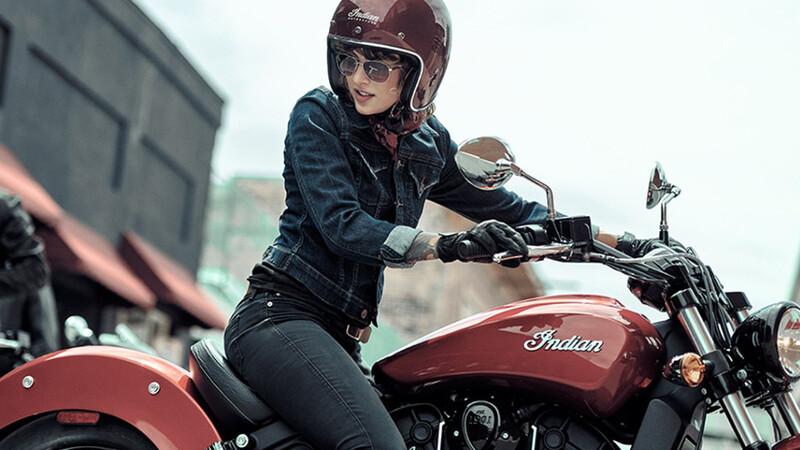 ¿Por qué las mujeres deberían pensar en comprar una motocicleta?