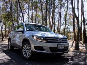Volkswagen Tiguan 1.4 2013 a prueba