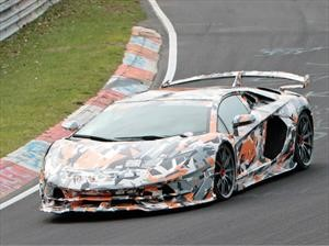 Lamborghini Aventador SVJ, ¿el nuevo rey de Nürburgring?