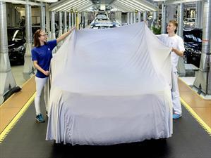 Nuevo Volkswagen Tiguan listo para el Auto Show de Frankfurt 2015