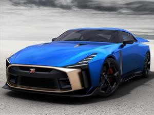 Todo listo para la producción del Nissan GT-R50