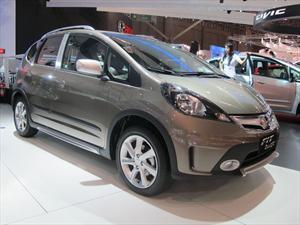 Honda presenta el FIT Twist en el Salón de San Pablo 2012