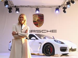 María Sharapova estrena su Porsche Panamera GTS