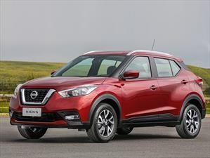Nissan Kicks actualiza su gama en Argentina