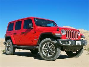 Los doce detalles escondidos del Jeep Wrangler