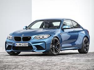 BMW M2 Coupé 2016 se presenta