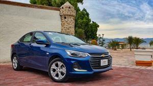 Chevrolet Onix 2021 llega a México ¿el mejor sedán pequeño?