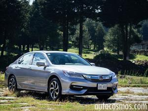 Manejamos el Honda Accord 2016