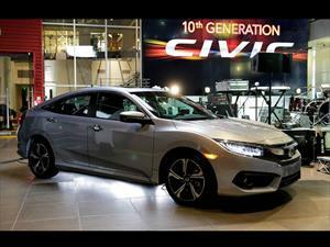 Honda Civic 2016, la décima generación