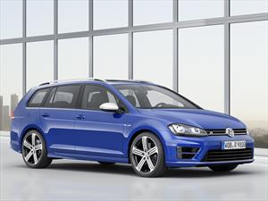 VW Golf R Variant, familiar bien deportivo