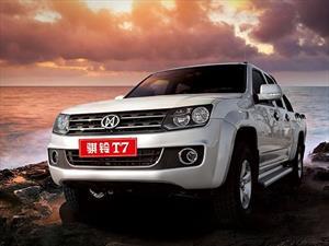Un cuento chino: Jiangling T7, la copia de la VW Amarok