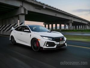 Honda Civic Type R: Test drive en México