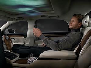 Volvo S90 Ambience Concept, un auto que transmite el lujo en los cinco sentidos