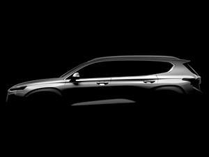 Hyundai Santa Fe, se empieza a develar la nueva generación