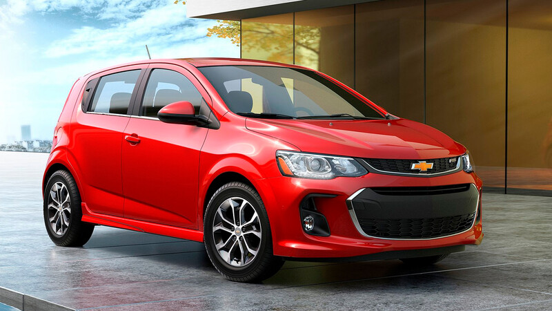 Los autos sigue muriendo: Chevrolet despide al Sonic