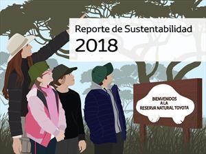 Toyota presentó su Reporte de Sustentabilidad 2018
