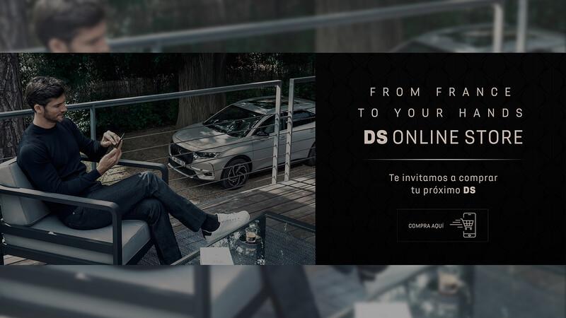 DS Automobiles presenta su plataforma de eCommerce en Chile