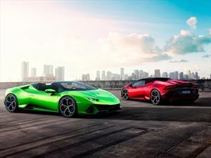 Lamborghini Huracán EVO Spyder 2020 debuta