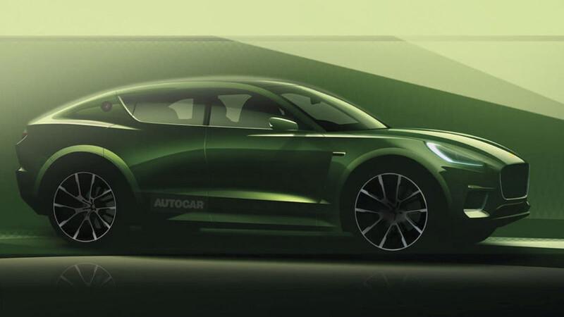 Lotus prepara SUV eléctrico y estará listo en 2022