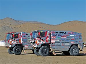Hino: Optimista para ganar nuevamente el Rally Dakar 2014